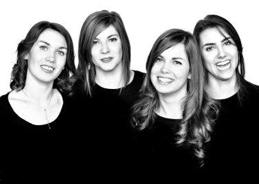 Eleonora Tonello, Annalisa Ferlito, Chiara Balasso, Virginia Aghito