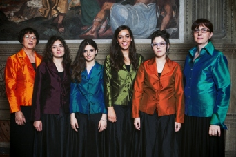 Iris Ensemble - Contralti