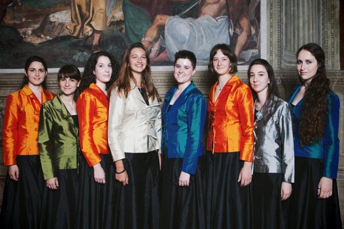 Iris Ensemble - Soprani
