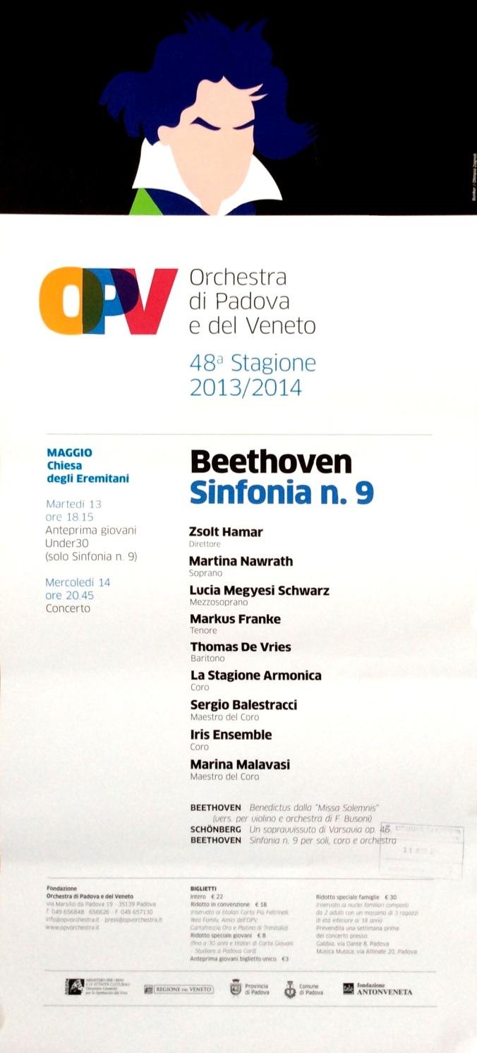 Locandina Beethoven pagina no. #0