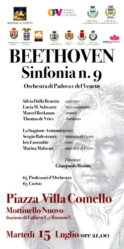 Beethoven 15 luglio