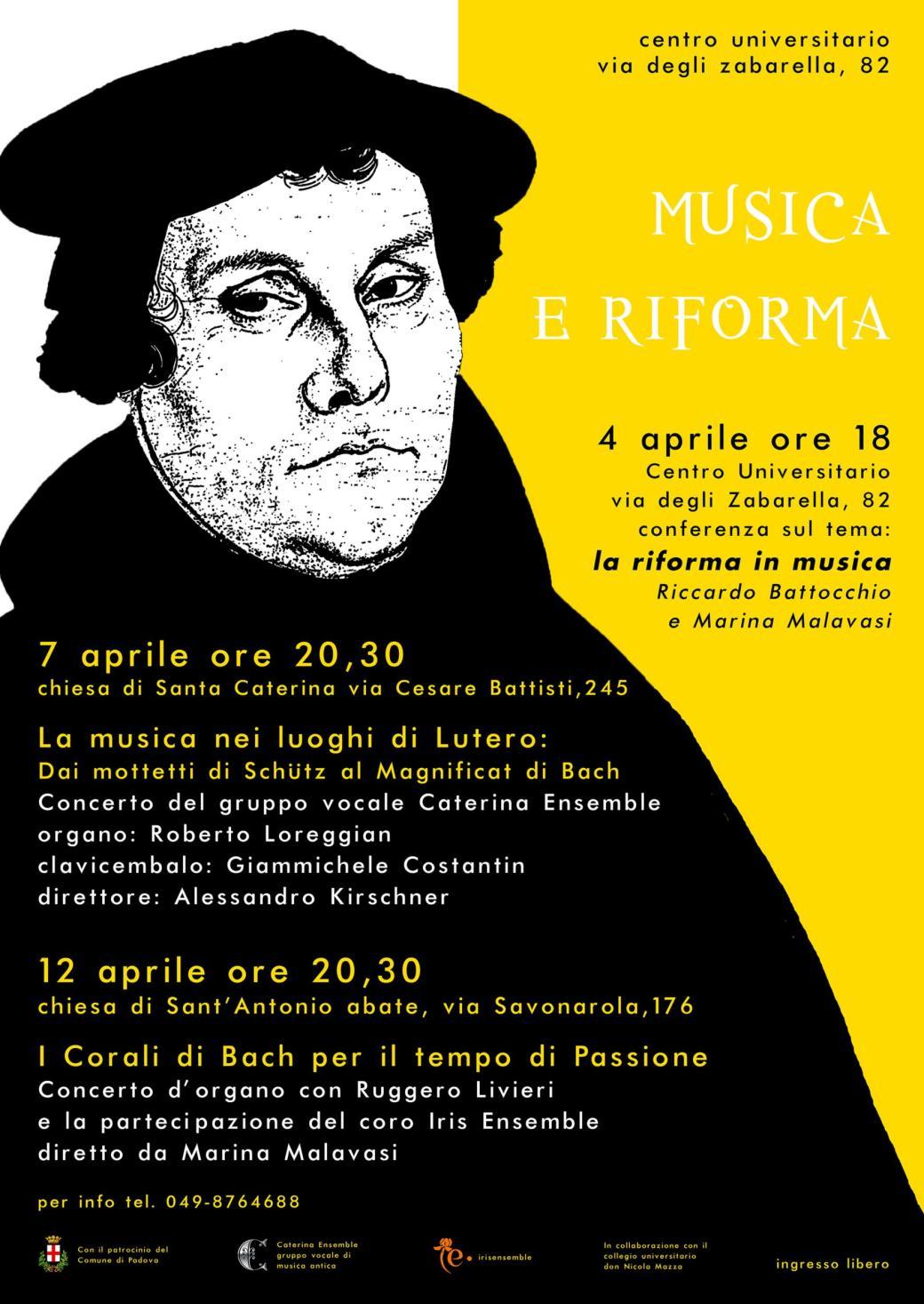 musica e riforma